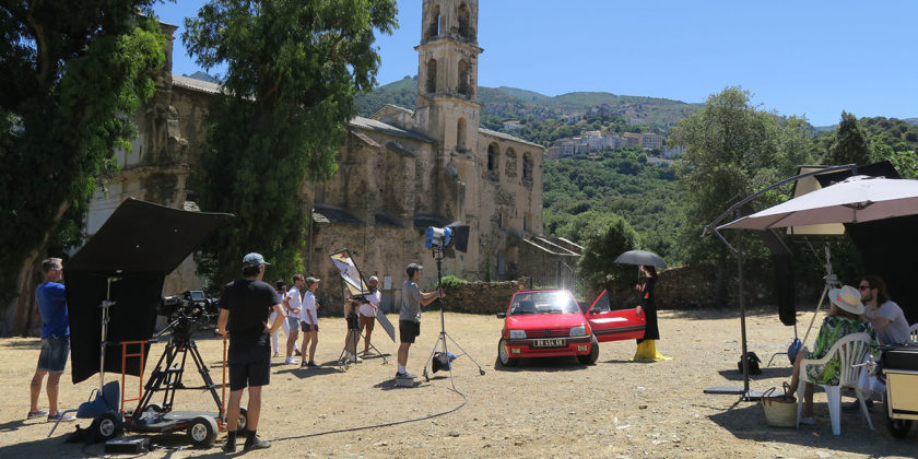 Production Executive en Corse